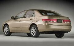 2004 Honda Accord exterior