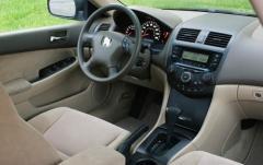 2005 Honda Accord interior