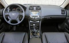 2006 Honda Accord interior