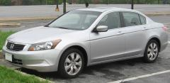 2008 Honda Accord Photo 1