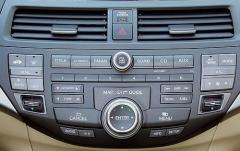 2010 Honda Accord interior