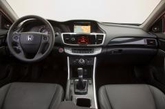 2013 Honda Accord interior
