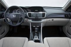 2014 Honda Accord interior