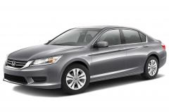 2014 Honda Accord exterior