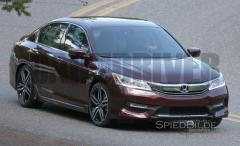 2016 Honda Accord Photo 1
