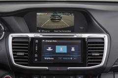 2016 Honda Accord LX Sedan 6-Spd MT interior