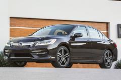 2016 Honda Accord LX Sedan 6-Spd MT exterior