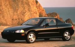 1994 Honda Civic Del Sol exterior