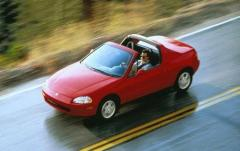 1995 Honda Civic Del Sol Photo 6