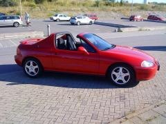 1995 Honda Civic Del Sol Photo 2