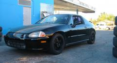 1995 Honda Civic Del Sol Photo 3