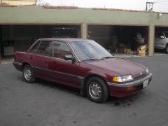 1991 Honda Civic Photo 2