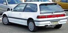 1991 Honda Civic Photo 3