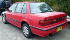 1991 Honda Civic Photo 4