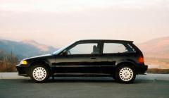 1991 Honda Civic Photo 5