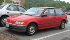 1991 Honda Civic Photo 6