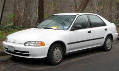 1992 Honda Civic Photo 2