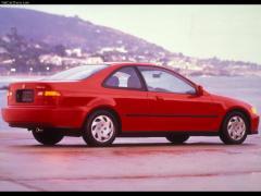 1993 Honda Civic Photo 2