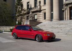 1993 Honda Civic Photo 4