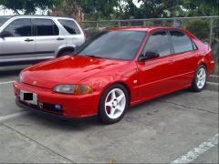 1994 Honda Civic Photo 2