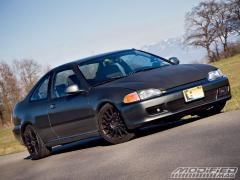 1994 Honda Civic Photo 1