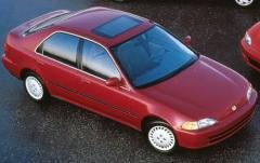 1995 Honda Civic exterior