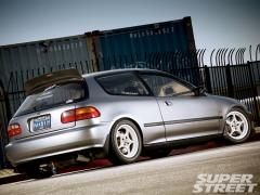 1995 Honda Civic Photo 4