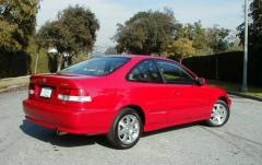 1996 Honda Civic exterior