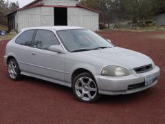 1996 Honda Civic Photo 2