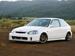 1996 Honda Civic Photo 6