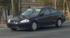 1996 Honda Civic Photo 7