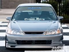 1997 Honda Civic Photo 4