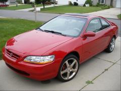 1998 Honda Civic Photo 2