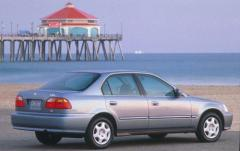 1998 Honda Civic exterior