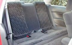 1999 Honda Civic interior