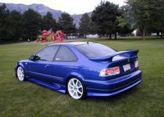 1999 Honda Civic Photo 3