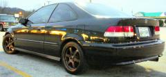 1999 Honda Civic Photo 4