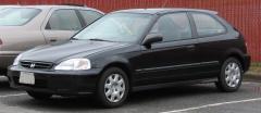2000 Honda Civic Photo 2