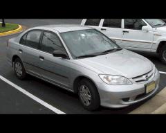 2000 Honda Civic Photo 3
