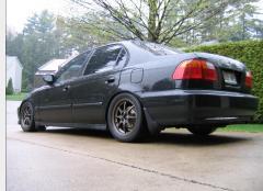 2000 Honda Civic Photo 4