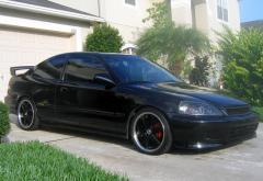 2000 Honda Civic Photo 5