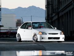 2000 Honda Civic Photo 7