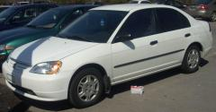 2001 Honda Civic Photo 23