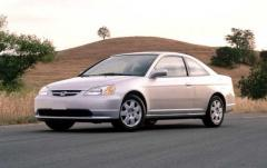 2002 Honda Civic Photo 2