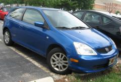 2002 Honda Civic Photo 4
