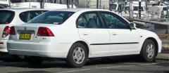 2002 Honda Civic Photo 5