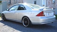 2002 Honda Civic Photo 6