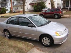 2002 Honda Civic Photo 7
