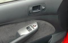 2002 Honda Civic interior