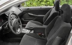 2003 Honda Civic interior